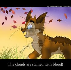 Bloody Clouds by JB-Pawstep on deviantART