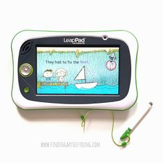 LeapPad Ultimate learning tablet for preschoolers. Learn everything you need to know about the LeapPad Ultimate.