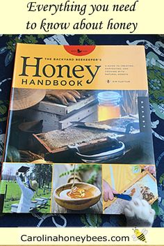 Honey is a familiar food but it has many hidden secrets.  Learn all about honey at Carolina Honeybees Farm