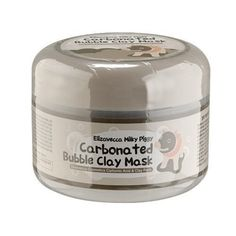 A rich clay mask ($10 to $25) that is carbonated and will bubble up after you put it on.