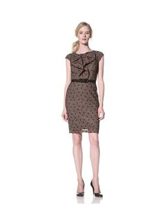 Eva Franco Women's Trinity Cap Sleeve Dress with Bow, http://www.myhabit.com/ref=cm_sw_r_pi_mh_i?hash=page%3Dd%26dept%3Dwomen%26sale%3DA310UYAZMJ4UQM%26asin%3DB008J8TH40%26cAsin%3DB008J8THGS