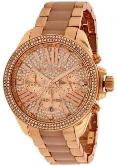 Michael Kors Watches Wren Chronograph Watch MK6096