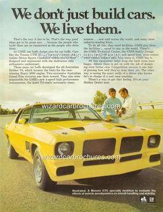 1973 HOLDEN HQ MONARO GTS 350 A3 POSTER AD BROCHURE MINT ADVERTISEMENT ADVERT | eBay