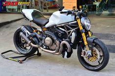 Ducati Monster 1200S - Khi quỷ dữ xài hàng hiệu - 93394