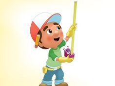 27 Best Handy Manny Party Images 2nd Anniversary 2nd