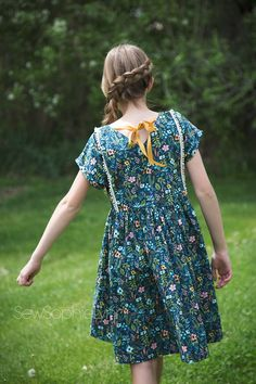 Violette Fields Pixie Dress