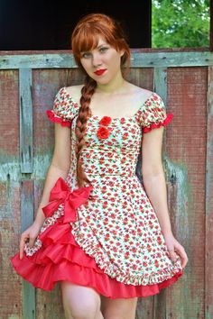 Baby Girl Dresses, Baby Dress, Barbie Ferreira, Hot Halloween Costumes, Kids Frocks, Girly Outfits, Pin Up Girls, I Dress, Fashion Dresses