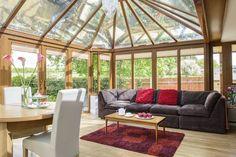Anglian Edwardian conservatory
