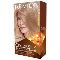 Revlon Colorsilk 70 Medium Ash Blonde 130 mL
