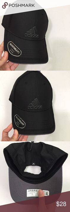 🚨NWT🚨 AUTHENTIC BLACK ADIDAS CAP NEW WITH TAG AUTHENTIC ADIDAS HAT CLIMALITE WITH ADJUSTABLE STRAP. Check my other listing Nike, adidas, forever 21, champion, converse , triangl ,hollister, American eagle, brandy Melville, Lacoste, too faced, Mac, clinique,Aeropostale, gap,Calvin Klein,ethika,tom,vans,coach,kate spade,Michael kors,tommy,hilfiger,pink,victoriasecret,huf,supreme adidas Accessories Hats