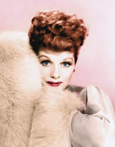 Lucille Ball hairstyles