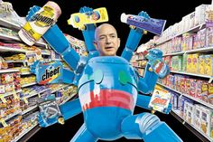 If you're a robot stealing somebody's job, it's best to stay hidden. That's what Amazon CEO Jeff Bezos appears to be thinking, as his Seattle-based web giant has contemplate…