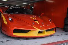 Die� Ferrari Racing Days waren zu Gast in Hockenheim und boten Teilnehmern und Zuschauern gleichermassen eine grandiose Show. Gegen Mittag war der Parkplatz im Fahrerlager voll, und es reihten sich ca 500 Ferrari hübsch entlang der zuvor gezogenen Kreidelinien auf.