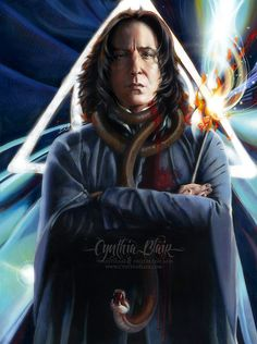 Severus Snape | ALWAYS! my favourite character from Harry Po… | Flickr
