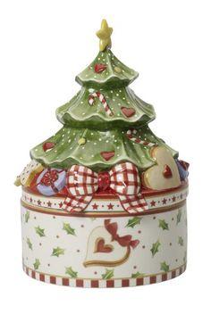 Villeroy & Boch Winter Bakery Decoration Cookie Box X Mas Tree Villeroy & Boch http://www.amazon.co.uk/dp/B008S8YVL0/ref=cm_sw_r_pi_dp_p83qwb16T1Q15