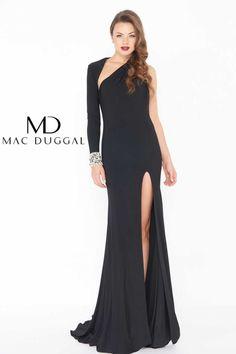 45d96110522e Вечернее Платье Mac Duggal 77413R  eveningdresses  formaldress   oneshoulderdress