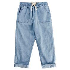 Girls' Chambray Pants $18AUD
