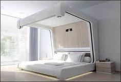 Mi cama va a ser futurista.