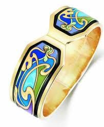 Frey wille - jewelry with enamels
