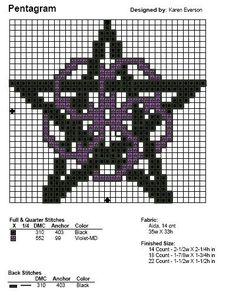 Bunch more Wiccan Needle Work Patterns