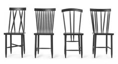 Design House Stockholm Family chairs