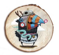 Wood Slices / Dulk | AA13 – blog – Inspiration – Design – Architecture – Photographie – Art