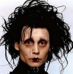 Face off with 12 stunning Tim Burton makeup transformations | Blastr