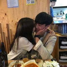 Image about boy in ulzzang couple by Tropical_a Ulzzang Couple, Ulzzang Girl, Flipagram, Parejas Goals Tumblr, Girl Couple, Korean Couple, Couple Aesthetic, Couple Outfits, Cute Korean