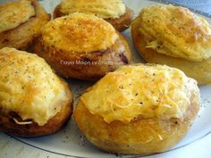Easy Cooking, Cooking Recipes, Baked Potato, Remedies, Food And Drink, Menu, Ethnic Recipes, Board, Table