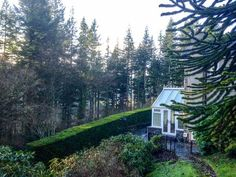 Treetops, Betws-Y-Coed, North Wales and Snowdonia, Wales, Sleeps 2, Bedrooms 1, Self-Catering Holiday Cottage with Woodburner.
