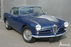 Alfa Romeo 1900 CSS (1957)