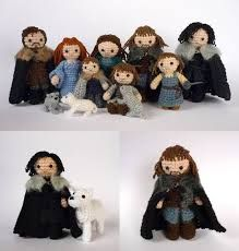 Games of Thrones Crochet Pattern - Google Search