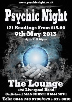 Psychic Night The Lounge