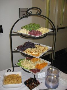 Catering by Debbi Covington's International Gourmet Cheeses  www.cateringbydebbicovington.com