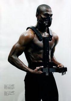 Bondage Warriors:Steven Klein