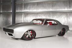 Visit The MACHINE Shop Café... ❤ Best of Chevy @ MACHINE ❤ (1967 Chevy Camaro Pro Tourer)
