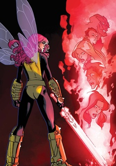 Women of Marvel: Pixie