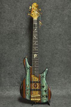 La NB5 DREAM CATCHER modèle 33. Retrouvez des cours de guitare d'un nouveau genre sur MyMusicTeacher.fr