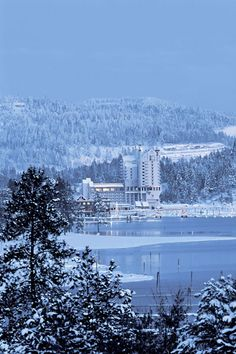 Coeur d'Alene Resort, North Idaho