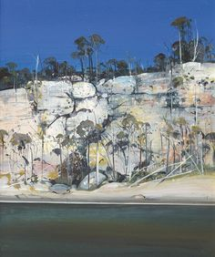 Buy online, view images and see past prices for ARTHUR BOYD Shoalhaven Riverbank. Invaluable is the world's largest marketplace for art, antiques, and collectibles. Landscape Artwork, Contemporary Landscape, Abstract Landscape, Australian Painting, Australian Artists, Australian People, Australian Bush, Arthur Boyd, Seascape Paintings
