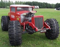 Hotrod ATV