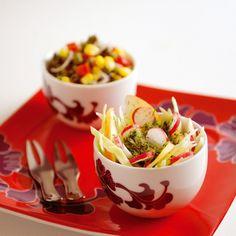 voir la recette de salade de radisUne recette extraite de l'ouvrage Algues, saveurs marines à cuisiner, de Anne Brunner, Editions...
