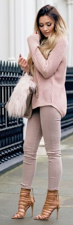 #popular #street #style #outfits #spring #2016 | Shades Of Pink | That Pommie Girl