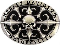 Harley-Davidson® Men's Epic Ride Belt Buckle HDMBU10398