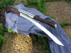 """Brian Beigler states """"each longblade project is completely custom built. I don't necessarily offer specific models of these blades because each project really is a one-of-a-kind. Equal attention is paid both to the performance of the blade with specific application to your martial practice as well as the aesthetic of the piece. I don't get to make as many of these as I would like, but then again I realize the potential customer pool is small."""" Your blade can be made unique according to…"""