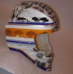 Nativ Hardwick Sabres Jhonas Enroth's new goalie mask. Goalie Gear, Goalie Mask, Hockey Goalie, Hockey Teams, Sports Teams, Usa Hockey, Florida Panthers, Buffalo Sabres, Masked Man