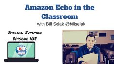 This educator used the Amazon echo in the class as a resouce for studnets to ask question aloud and recieve real time responses. It became a great resource for larger classrooms. Students could verbalize their questions instead of just typing and they would recieve audio feedback. I think this would work especially well in a class with students who have disabilites. Its an amazing resouce. The author describes that it is important to establish clear guidline,  and SOPs this seemed to be the…