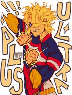 Young All Might : BokuNoHeroAcademia