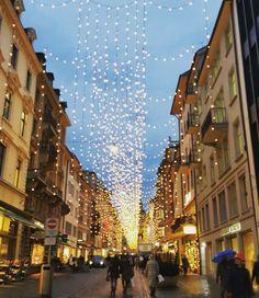 Zürich lights