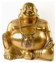 Laughing Buddha The laughing Buddha is a feng Shui symbol of wealth and prosperity.